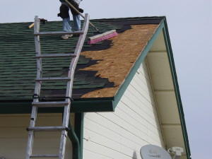 Insurance Work, Roof Repair, Reno Roofing Company.